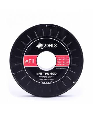 eFil TPU 60D Grafito