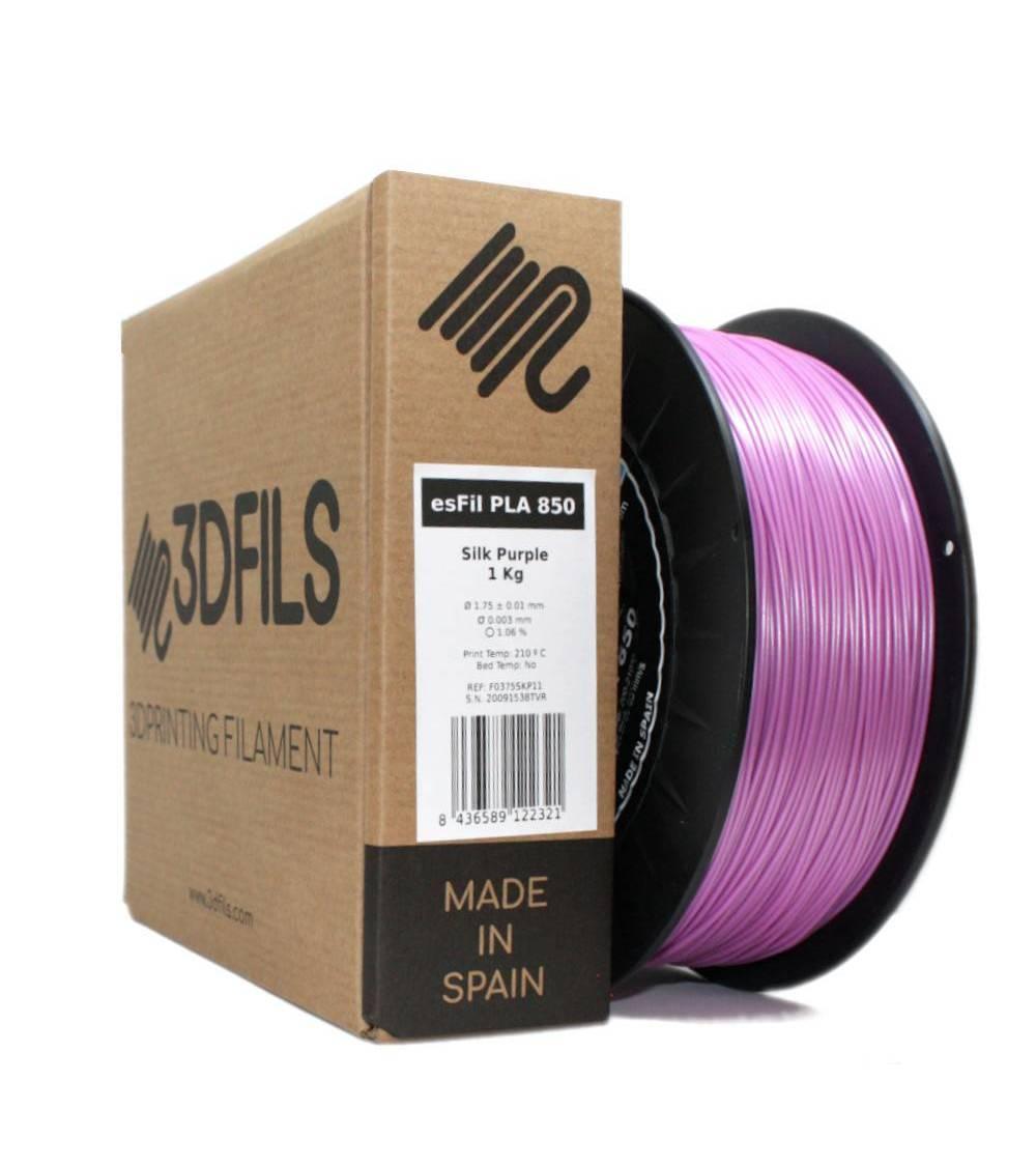 esFil PLA 850 Silk Purple
