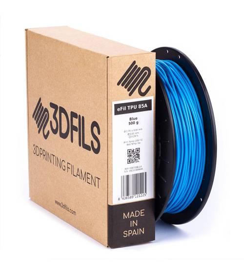 eFil TPU 85A Azul