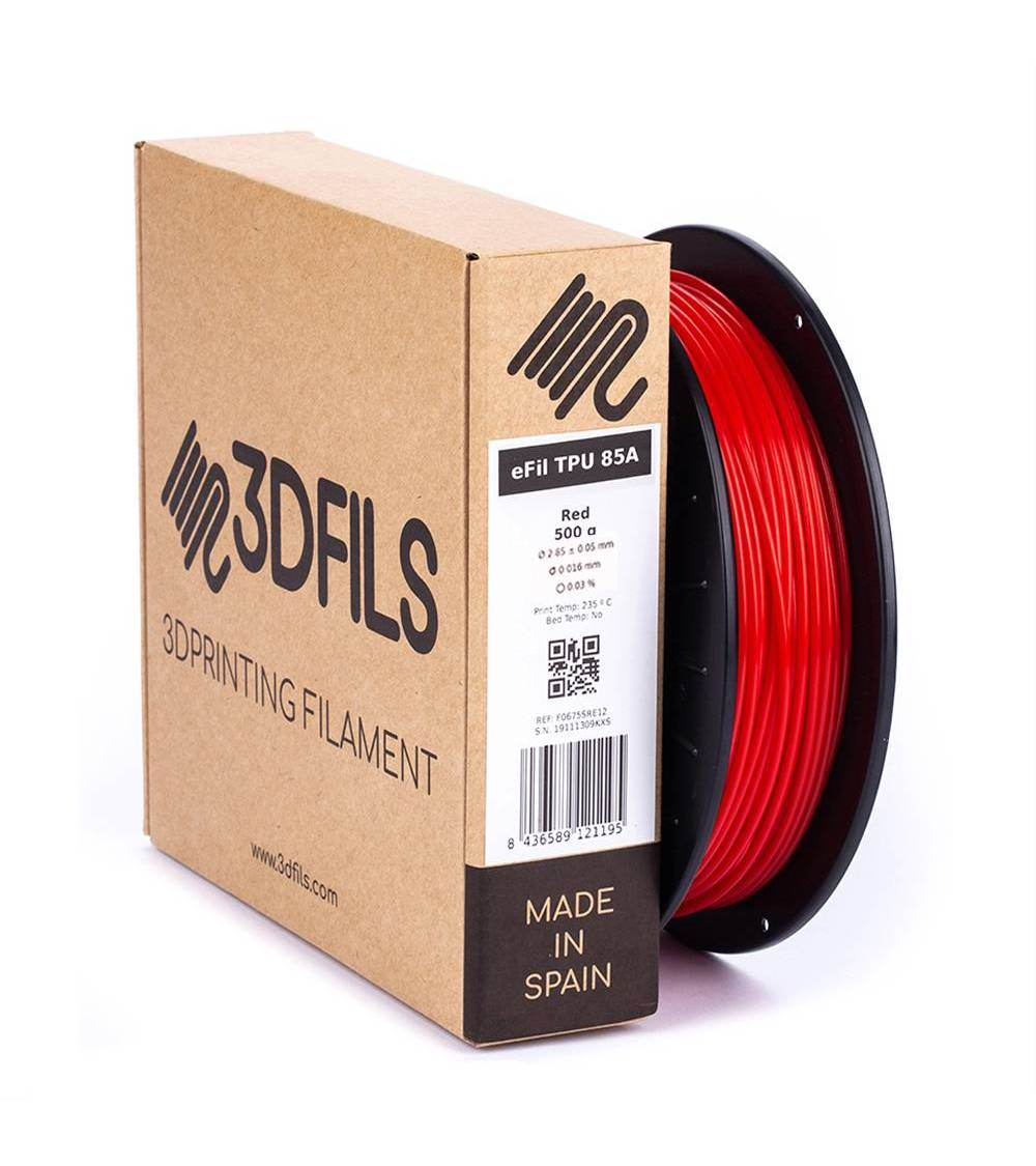 eFil TPU 85A Red