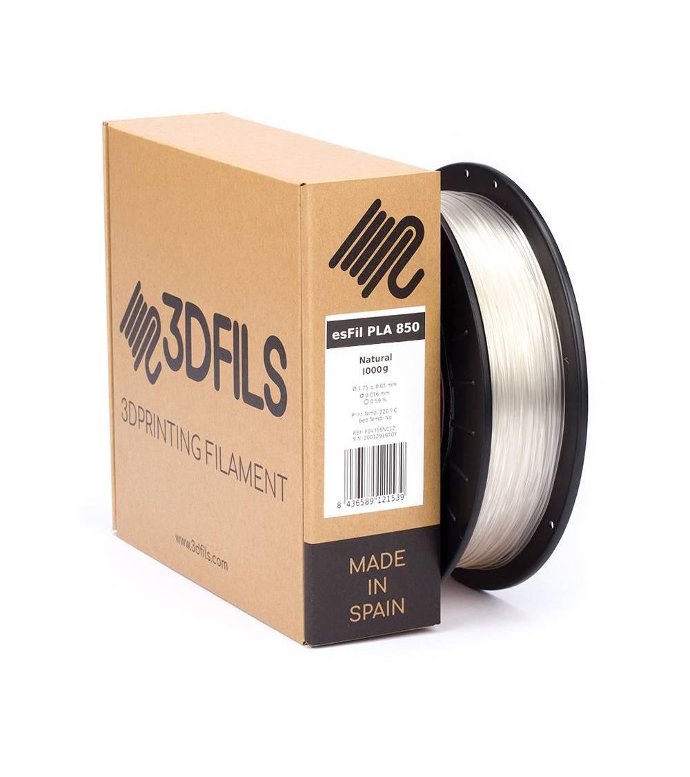 esFil PLA 3D850 Natural