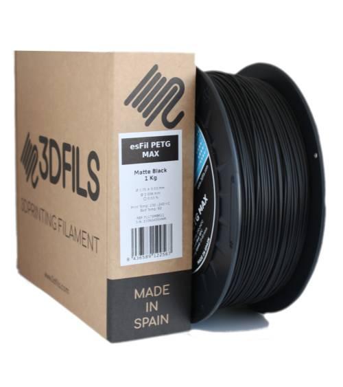 copy of esFil PETG MAX Black