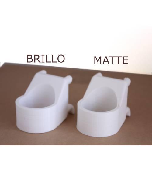 esFil PETG MAX Blanco Mate