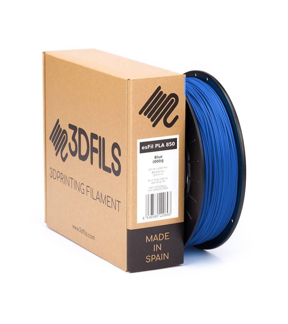 esFIL PLA 3D850 Electric Blue