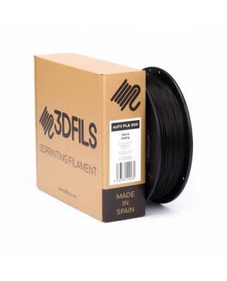 3DFils PLA Black 1.75mm 1kg