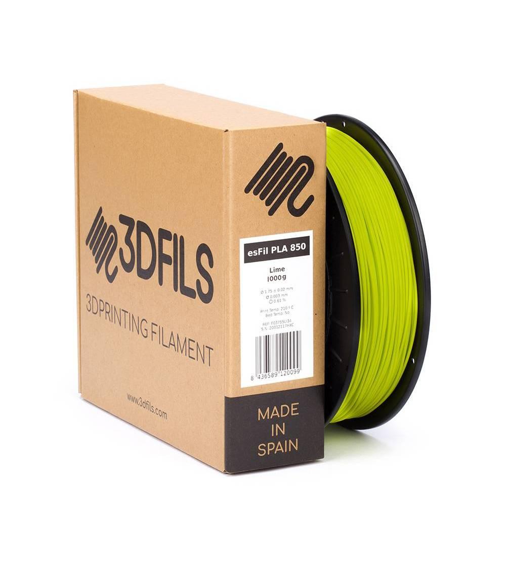 esFil PLA 850 Lime