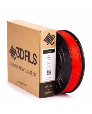 3DFils PLA Red 1.75mm 1kg