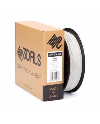 3DFils PLA White 1.75mm 1kg