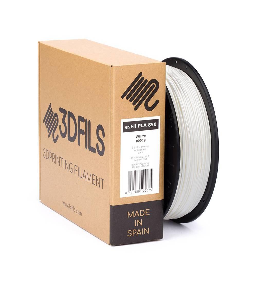 esFil PLA 850 White