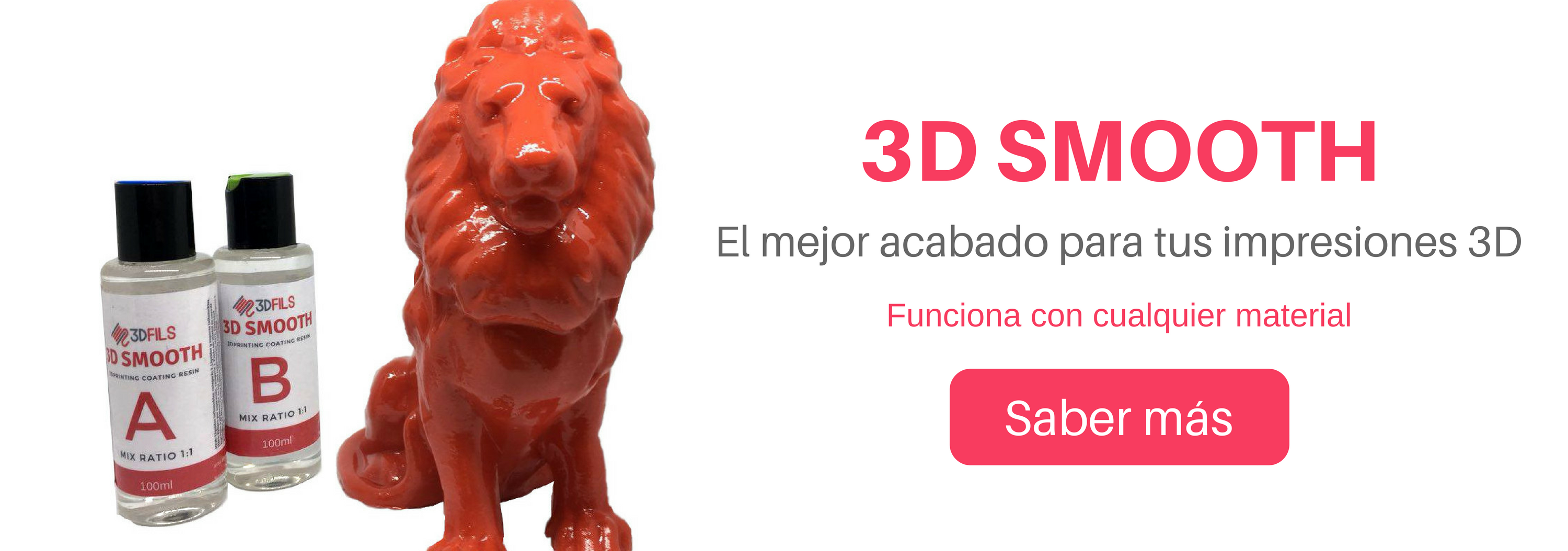 eFil flexible filament for 3D printing