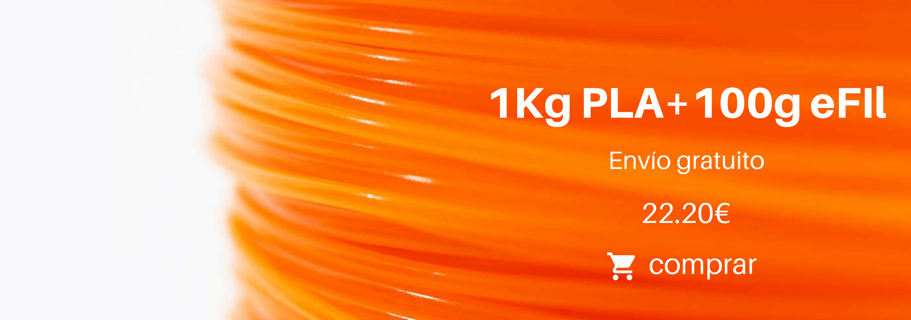 Pack more flexible filament efil