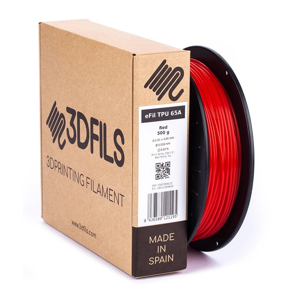eFil TPU 60D Red