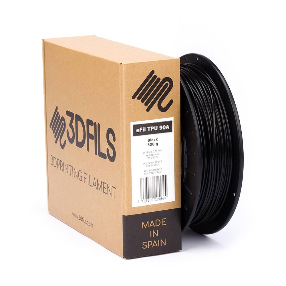 eFil TPU 90A Black